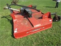 Tebbin 3PTH Rotary Mower 10ft - used less than 500