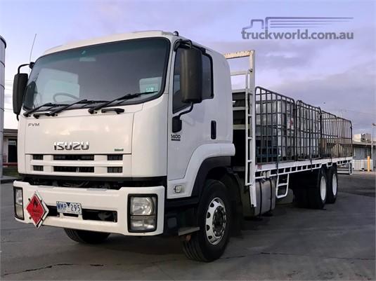 2008 Isuzu FVM - Trucks for Sale