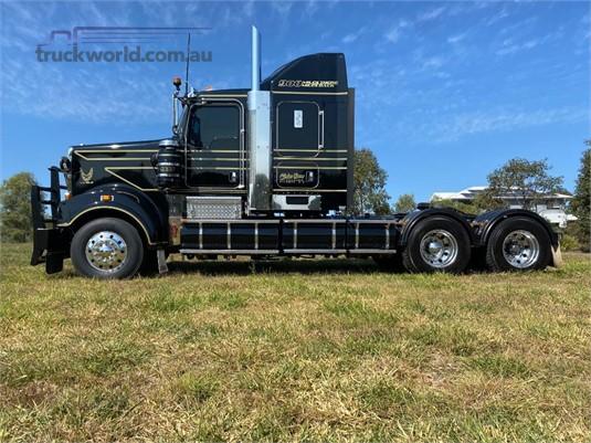 2013 Kenworth T909 - Trucks for Sale