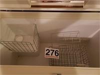 Coronado Chest Freezer - Works - In basement