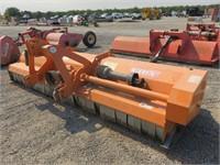 12' Falc Hydraulic Mower