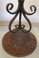 169 - UNIQUE FILIGREE LAMP