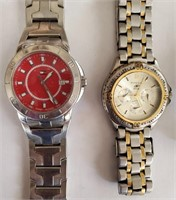 169 - FOSSIL, BEVERLY HILLS POLO CLUB WATCHES