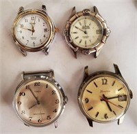 169 - LOT OF WATCHES - SEE PICS