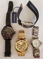 MONTRES CARLO, DAISY FUENTES WATCHES