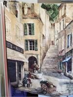 169 - F. DE VILLENEINVE ART