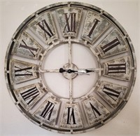 169 - UNIQUE WALL CLOCK