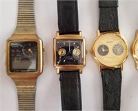 169 - WATCHES GALORE SET OF 5