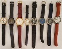 169 - SET OF 8 WATCHES