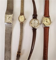 169 - ASSORTMENT OF 8 WATCHES