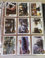 169 - COLLECTOR BATMAN CARDS