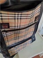 169 - BURBERRY'S EXPANDABLE LUGGAGE