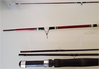 169 - PAIR OF MITCHELL FISHING POLES
