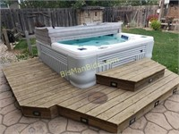 September 22 - 7 Person Hot Tub!