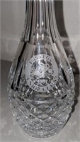 169 - BEAUTIFUL WATERFORD CRYSTAL DECANTER
