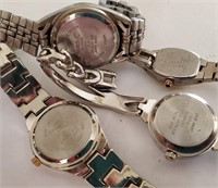 169 - LOT OF LADIES WATCHES - SEE PICS