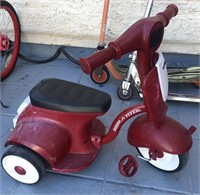 169 - CHILDRENS SCOOTERS & TRIKE