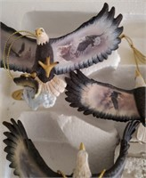 169 - KINGS OF THE SKY, NATURES MAJESTY & WINGS OF