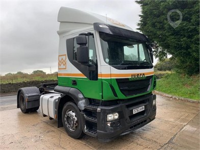 2013 IVECO STRALIS 360 at TruckLocator.ie