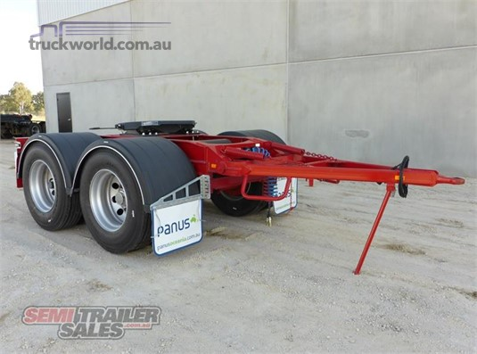 2020 Panus Dolly Trailer - Trailers for Sale