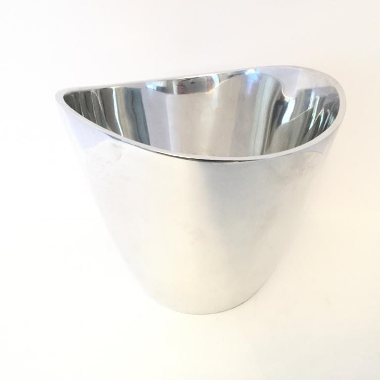Nambe Alloy Cast Metal Vie Champagne Bucket Dangerfield Auctions Llc