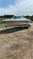 2002 19' Astro 1950 SS Speed Boat 2001 Marina