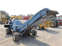 Weiss McNair Super-Vac 8900 Nut Harvester