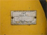 CAT D4 Dozer