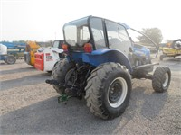 2013 New Holland T56.125 Wheel Tractor