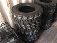 New 12-16.5 Skidsteer Tires