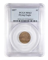 Online Rare Coin & Currency Auction #56