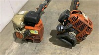 (2) Stihl Hedge Pole Trimmers