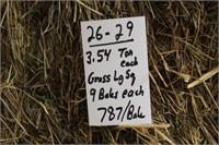 Hay, Bedding, Firewood #37 (9/9/2020)