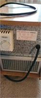 Sun heat electric heater