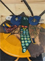 A118 Collectible Boy Scouts, Fishing Lures, Coins & Jewelry