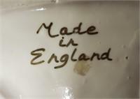169 - MADE IN ENGLAND PORCELAIN DOVES