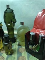 169 - SMELLING NICE PERFUME BOTTLE COLLECTION