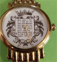 169 - JUICY COUTURE WATCH