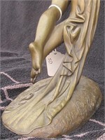 JOSEPH MICHEL-ANGE POLLET (1814-1870) PERIOD NUDE