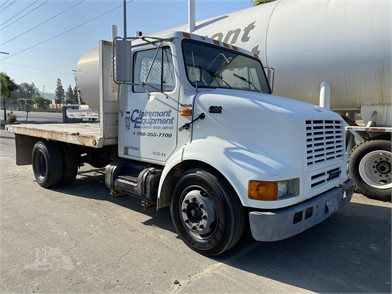 Flatbed Trucks For Sale In California 96 Listings Truckpaper Com Page 1 Of 4