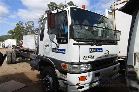 1997 Hino FG1J - Wrecking for Sale