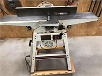 """Jet 6"""" jointer on a stand"""