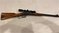 Winchester 94 30-30, post-64 with side saddle