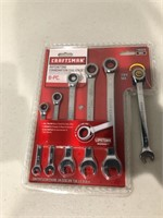Craftsman Ratcheting Combination Wrench Set