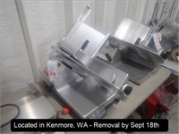 GROCERY STORE AND RESTAURANT EQUIPMENT - ONLINE ONLY