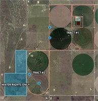 TEXAS COUNTY, GOODWELL, OK * 879 +/- IRRIGATED ACRES