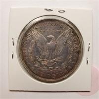 """1884 """"O"""" - MORGAN SILVER DOLLAR (13)"""