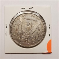 "1897 ""S"" - MORGAN SILVER DOLLAR (17)"