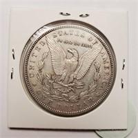 1887 - MORGAN SILVER DOLLAR (18)