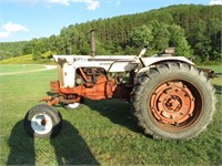 Truck/Stock Trailer/Case Tractors Auction